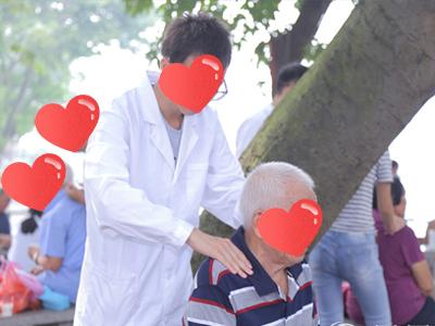 社区健康服务案例